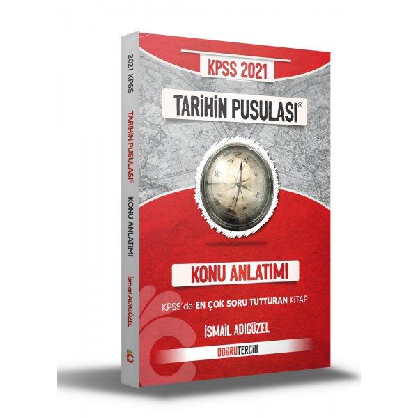 KPSS 2021 Tarihin Pusulası Konu Anlatımı Doğru Tercih Yayınları İsmail Adıgüzel