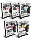 2020 KPSS Genel Yetenek Genel Kültür Modüler Soru Bankası Çözümlü 5 li Set Benim Hocam Yayınları