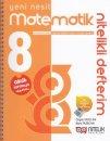 Nitelik Yayınları 8. Matematik Nitelikli Defterim