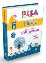 6. Sınıf PİSA 4B Türkçe Konu Özetli Soru Bankası Damla Yayınevi