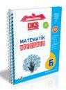 6. Sınıf DKS 4B Matematik Defterim Damla Yayınevi