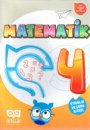 Nitelik yayınları 4. Sınıf Matematik Etkinlik ve Soru Kitabı