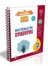 7. Sınıf DKS 4B Matematik Defterim Damla Yayınevi