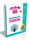 8. Sınıf LGS DKS 4B Matematik Defterim Damla Yayınevi