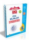 6. Sınıf DKS 4B Fen Bilimleri Defterim Damla Yayınevi