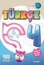 Nitelik Yayınları 4. Sınıf Türkçe Etkinlik ve Soru Kitabı