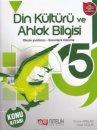 Nitelik Yayınları 5. Sınıf Din Kültürü ve Ahlak Bilgisi Konu Kitabı