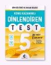 Eker Test 5. Sınıf Din Kültürü ve Ahlak Bilgisi Dinlendiren Test