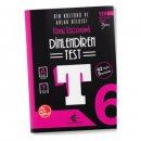 6. Sınıf Din Kültürü ve Ahlak Bilgisi Dinlendiren Test Eker Test