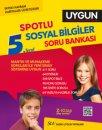 5. Sınıf Sosyal Bilgiler Spotlu Soru Bankası Sadık Uygun Yayınları