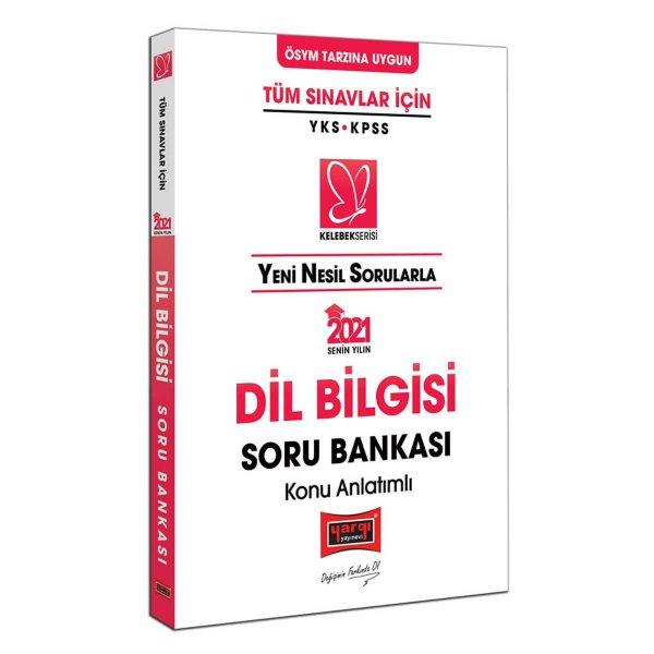 2021 Tüm Sınavlar İçin Dil Bilgisi Konu Anlatımlı Soru Bankası Yargı Yayınları