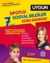 7. Sınıf Sosyal Bilgiler Spotlu Soru Bankası Sadık Uygun Yayınları