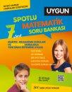 7. Sınıf Matematik Spotlu Soru Bankası Sadık Uygun Yayınları