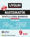 9. Sınıf Matematik Spotlu Soru Bankası Sadık Uygun Yayınları