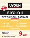 9. Sınıf Biyoloji Spotlu Soru Bankası Sadık Uygun Yayınları