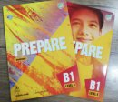 Cambridge - Prepare Level 4 Student's Book and Workbook with Audio Download