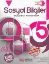 Nitelik Yayınları 5. Sınıf Sosyal Bilgiler Konu Anlatım Kitabı