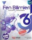 Nitelik Yayınları 6. Sınıf Fen Bilimleri Konu Anlatım Kitabı