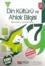 Nitelik Yayınları 7. Sınıf Din Kültürü ve Ahlak Bilgisi Konu Kitabı