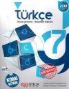 Nitelik Yayınları 7. Sınıf Türkçe Konu Anlatım Kitabı