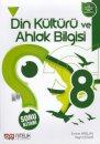 Nitelik Yayınları 8. Sınıf LGS Din Kültürü ve Ahlak Bilgisi Soru Bankası