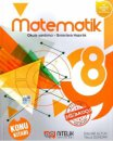 Nitelik Yayınları 8. Sınıf Matematik Konu Anlatım Kitabı
