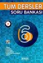 6. Sınıf Tüm Dersler Soru Bankası İşleyen Zeka Yayınları
