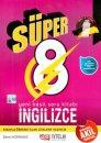 Nitelik Yayınları 8. Sınıf İngilizce Süper Yeni Nesil Soru Kitabı