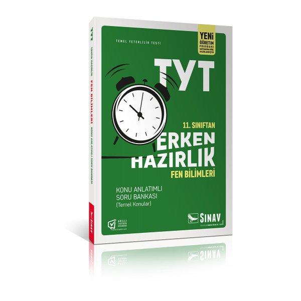 11. Sınıf TYT Erken Hazırlık Fen Bilimleri Konu Anlatımlı Soru Bankası Sınav Yayınları