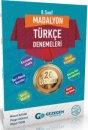 Gezegen Yayınları 8. Sınıf Türkçe Madalyon Denemeleri