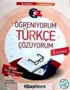 Gezegen Yayıncılık 6. Sınıf Türkçe Öğreniyorum Çözüyorum 3 Fasikül