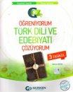 Gezegen Yayınları 9. Sınıf Öğreniyorum Türk Dili ve Edebiyatı Çözüyorum 3 Fasikül