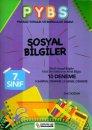 7. Sınıf Sosyal Bilgiler PYBS 10 Deneme Branş Akademi