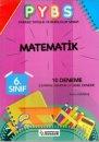 6. Sınıf Matematik PYBS 10 Deneme Branş Akademi