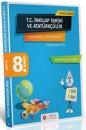 8. Sınıf LGS T.C. İnkılap Tarihi ve Atatürkçülük Kazanım Merkezli Soru Bankası Seti Sonuç Yayınları