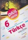 6. Sınıf Türkçe Plus Serisi Soru Kitabı Palme Yayınları