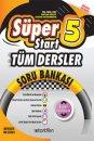 5. Sınıf Tüm Dersler Süperstart Soru Bankası Startfen Yayınları