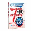 TYT-KPSS-DGS Yeni Nesil ZERO  Matematik Soru Bankası Evrensel İletişim Yayınları
