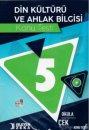 5. Sınıf Din Kültürü ve Ahlak Bilgisi Konu Testi İşleyen Zeka Yayınları