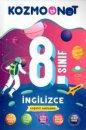 8. Sınıf LGS İngilizce Kozmobinot Kaşifin Günlüğü Konu Anlatımı BiNot Yayınları