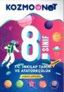 8. Sınıf LGS T. C. İnkılap Tarihi ve Atatürkçülük Kozmobinot Kaşifin Günlüğü Konu Anlatımı BiNot Yayınları