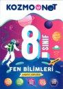 8. Sınıf LGS Fen Bilimleri Kozmobinot Kaşifin Günlüğü Konu Anlatımı BiNot Yayınları