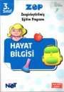 3. Sınıf Hayat Bilgisi ZEP BiNot Yayınları