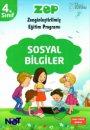 4. Sınıf Sosyal Bilgiler ZEP BiNot Yayınları