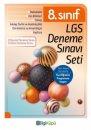 8.Sınıf LGS Deneme Sınav Seti Bilgi Küpü Yayınları