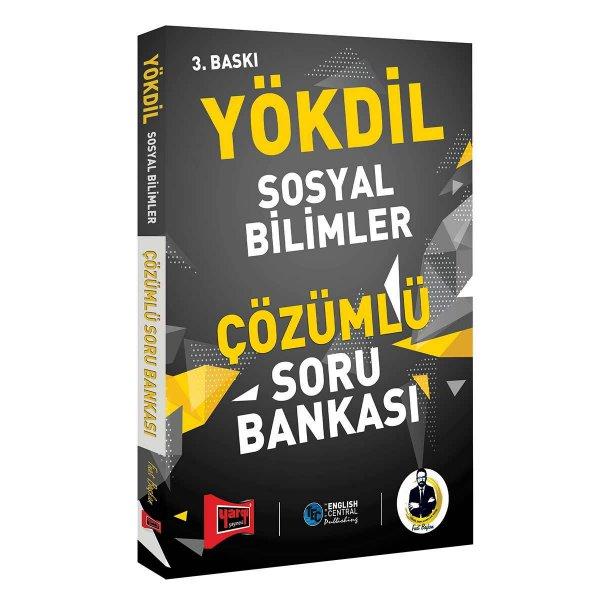 YÖKDİL Sosyal Bilimler Çözümlü Soru Bankası 3. Baskı Yargı Yayınları