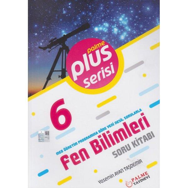 Palme Yayınları 6. Sınıf Fen Bilimleri Plus Serisi Soru Kitabı