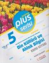 Palme Yayınları 5. Sınıf Din Kültürü ve Ahlak Bilgisi Plus Serisi Konu Kitabı