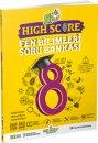 8.Sınıf LGS High Score Fen Bilimleri Soru Bankası Fen Okulu Yayınları