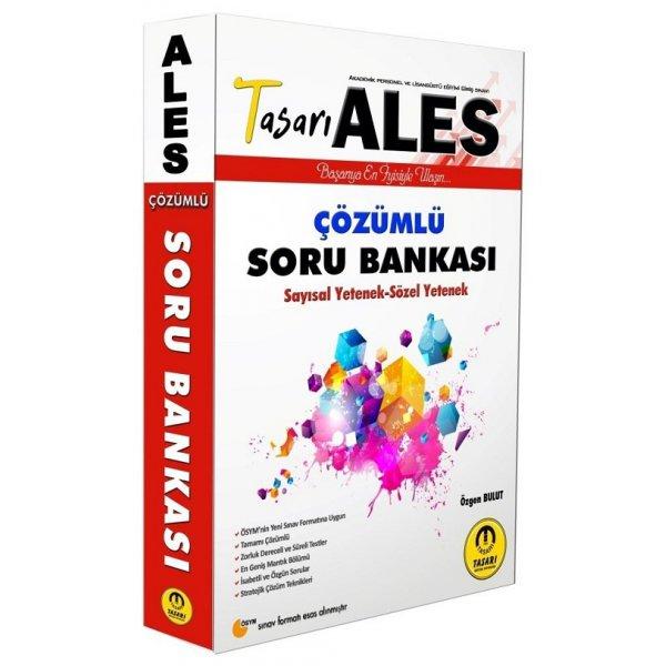 2020 ALES Çözümlü Soru Bankası Tasarı Yayınları